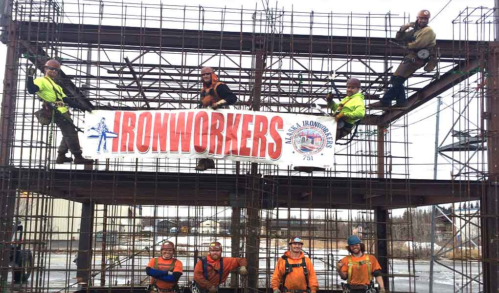 Ironworkers – Alaska Apprenticeship Training Coordinators Association