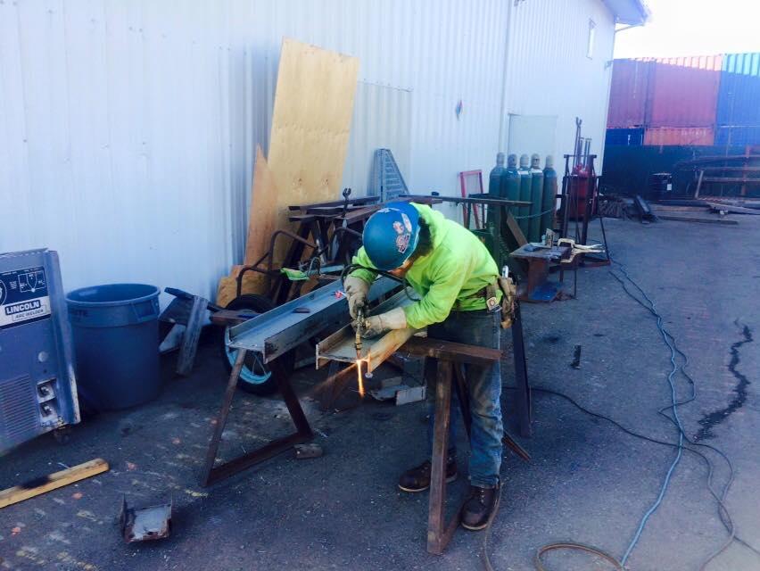 Ironworkers – Alaska Apprenticeship Training Coordinators Association